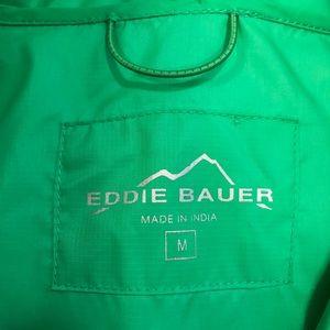 Eddie Bauer Jackets & Coats - 2/$100 NWOT Eddie Bauer Green Packable Windbreaker